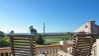 Crystal Beach Vacation Rental, Crystal Peach