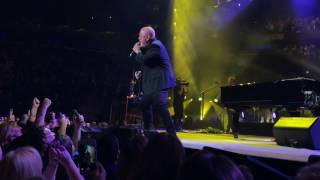 """It's Still Rock And Roll To Me"" - Billy Joel at Madison Square Garden 11/30/16"