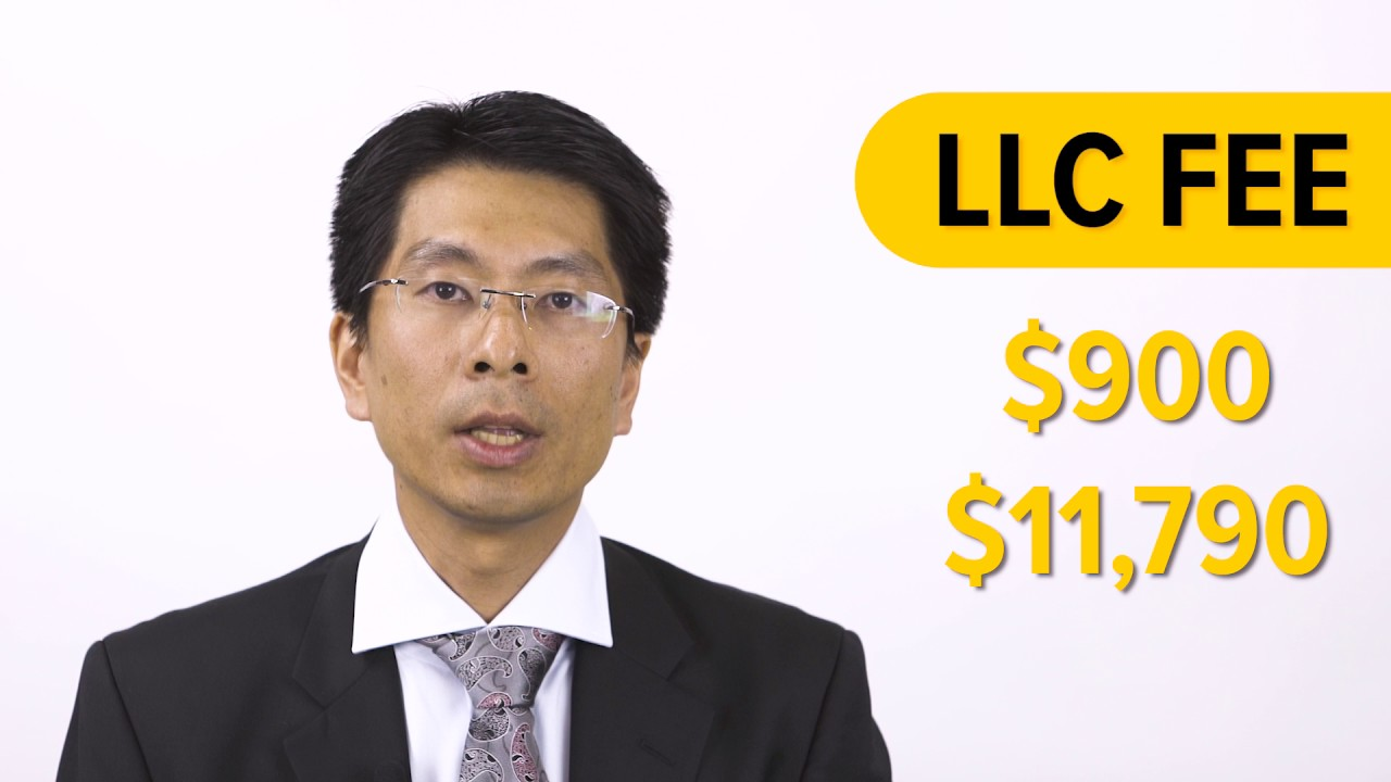 在加州申請LLC公司須知的稅務要求