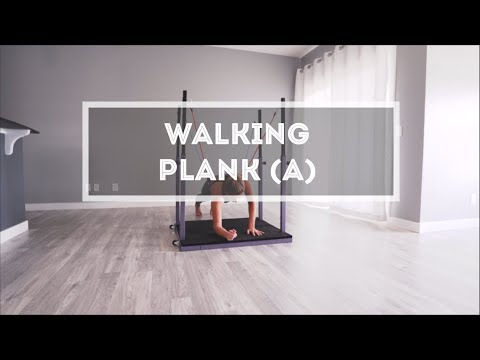Assisted Walking Plank