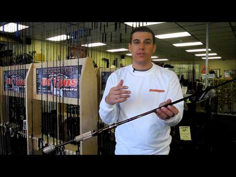 Dobyn's Champion Extreme Casting Rods Review