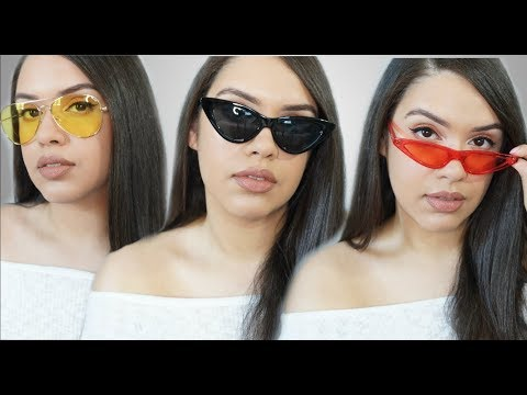 Best Cheap Cute Affordable Sunglasses On Amazon 2018