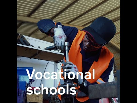 , title : 'Volvo Group's vocational schools - training youth to support business and society