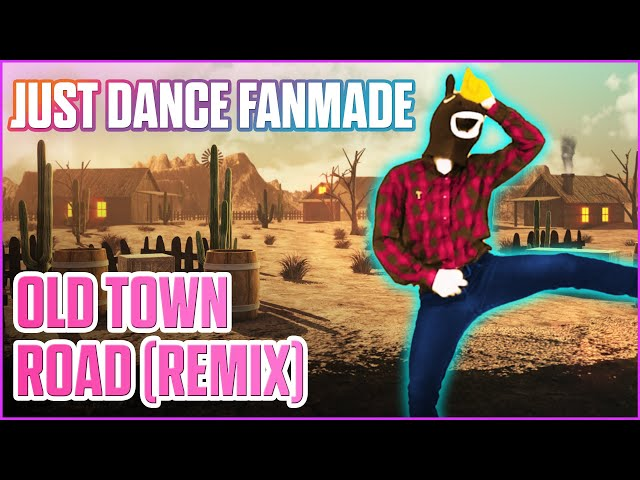 Just Dance 2020: Old Town Road (Remix) by Lil Nas X Ft. Billy Ray Cyrus | ArthurVideoSong Fanmade