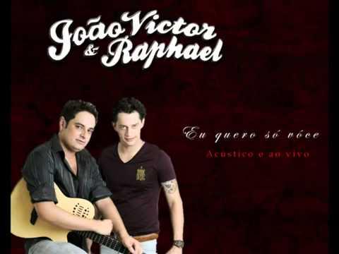 Solidão Me Machuca - João Victor e Raphael