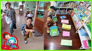 น้องบีม   ใส่ชุดไทยไปโรงเรียน วันลอยกระทง 2561