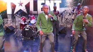 BOTALA BA LINARE   LIVE ON SA GOT TALENT eTV
