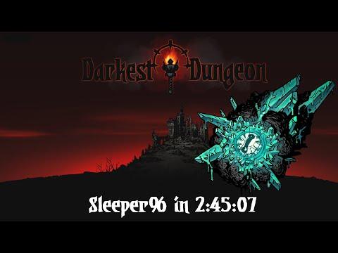 [World First] Sleeper% in 2:45:07 | Darkest Dungeon Speedrun [WR][PB]