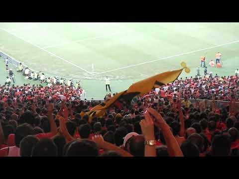 Nossa Seleção de Ouro - Torcida do Flamengo no Maracanã Raça Fla