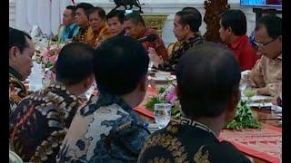 Presiden Joko Widodo Bertemu dengan Bupati Se-Indonesia