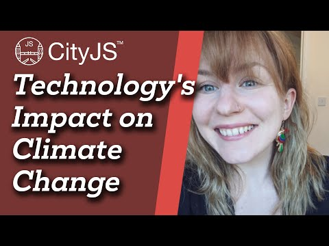 Image thumbnail for talk Technology's Impact on Climate Change