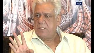 Dont Have Any Choice Left Other Than Sitting In Modi Jis Lap Om Puri