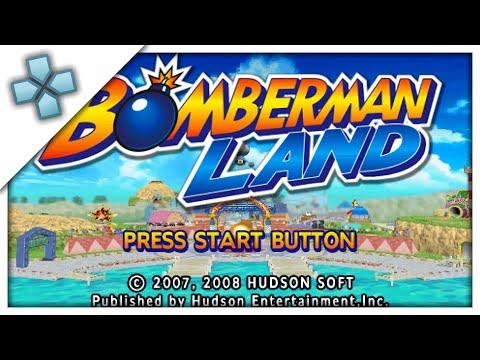 bomberman land 2 iso download
