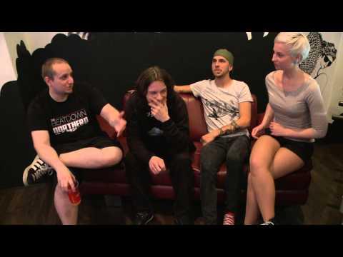 DiscoBalls - Rock Café - sedmé narozeniny (rozhovor)