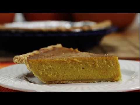 How To Make Fresh Pumpkin Pie | Allrecipes.com