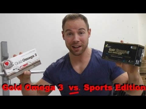 Olimp Gold Omega 3 VS. Olimp Omega Sports Edition - MUSKELMACHER-SHOP.DE