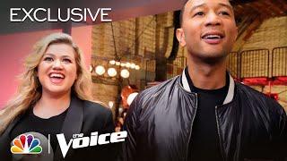 Nick Jonas Trivia: Blake Proves His Devotion to Nick vs. Kelly and John - The Voice 2020