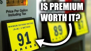 New Study Shows Premium Gas Isn't Always Worth It
