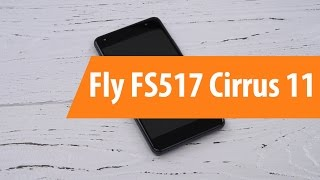 Распаковка Fly FS517 Cirrus 11 / Unboxing Fly FS517 Cirrus 11