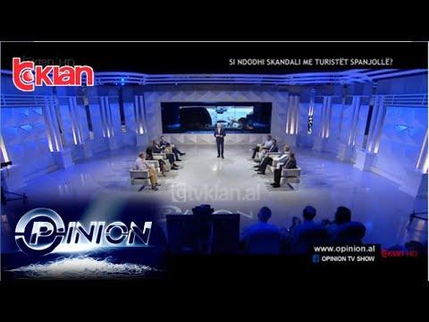 Opinion – Si ndodhi skandali me turistet spanjolle? (5 Shtator 2019) - Livestream