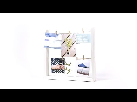 Video for Hangit Desktop Photo Display