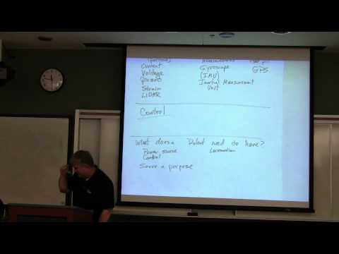 Introduction to Robotics Course -- Lecture 1 - YouTube