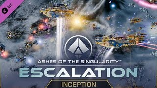 Ashes of the Singularity: Escalation - Inception DLC ★ GAMEPLAY ★ GEFORCE 1070