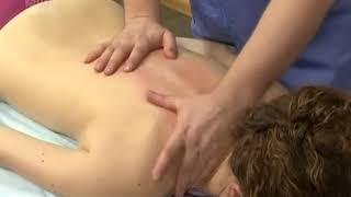 01  Нет болям в спине  Основные приемы массажа