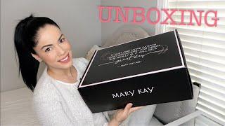 What's inside (unboxing) 2019 Mary Kay Starter Kit