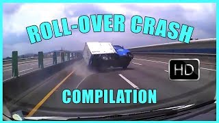 Roll Over Crash Compilation - over 11 minutes