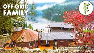 Family of 5 Living Off-Grid | BOAT ACCESS ONLY