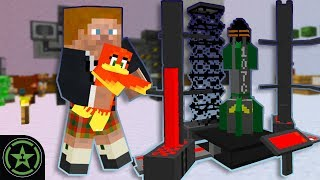MY FIRST MISSILE - Minecraft - Galacticraft Part 17 (#346)   Let's Play