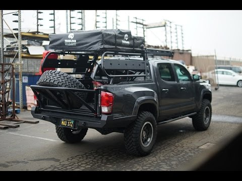 Guide to the Gear: ADV Rack System