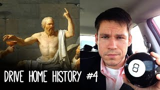 Socrates' Apology vs. Modern Apology (Drive Home History #4) 469 BC - 399 BC