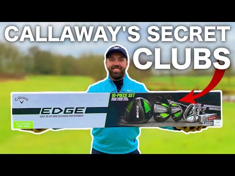 The 'SECRET' golf clubs that big brands DON'T tell you about!