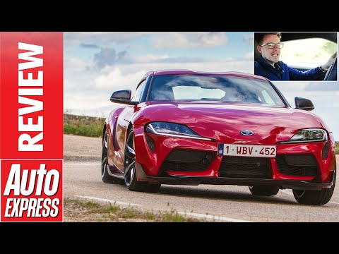 New 2019 Toyota Supra review - more than just a BMW Z4 in disguise?