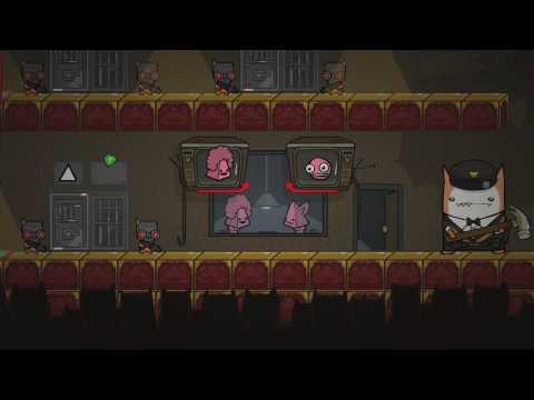 The Behemoth Unveils… BattleBlock Theater!