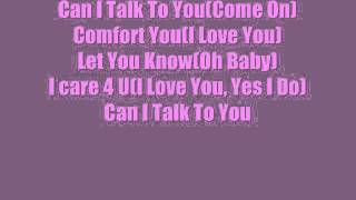 Aaliyah ~ I Care 4 U Lyrics