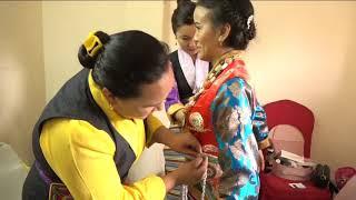 Weeding Video Dawa Sherpa