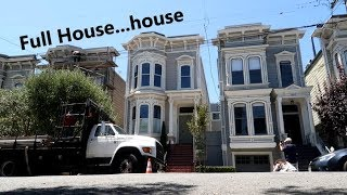 Ep 15 - San Francisco, Golden Gate Bridge, Full House House