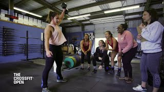 What is the CrossFit Open?