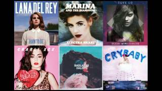 Party In The Castle Megamix - Melanie, Halsey, Lana, Marina, Tove Lo, & Charli XCX!