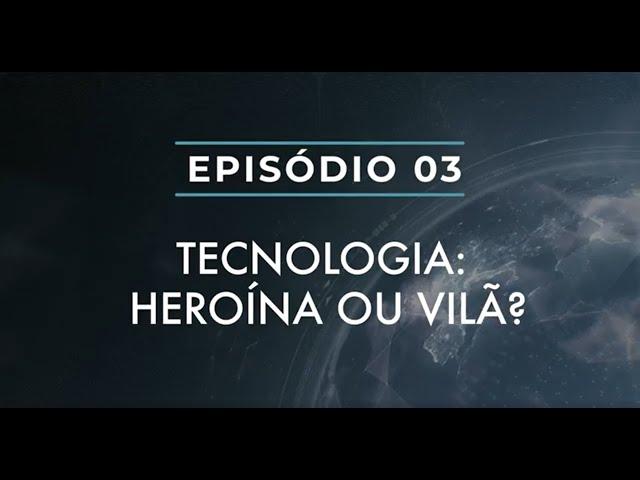 Websérie Tecnologia e Bem-Estar: Novos Formatos de Reconexão Social| Episódio 3
