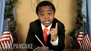 How to Write a Letter to Santa with Nick Hornby | Kid President