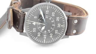 Laco Fliegeruhr II WW FL-Nr. 23883