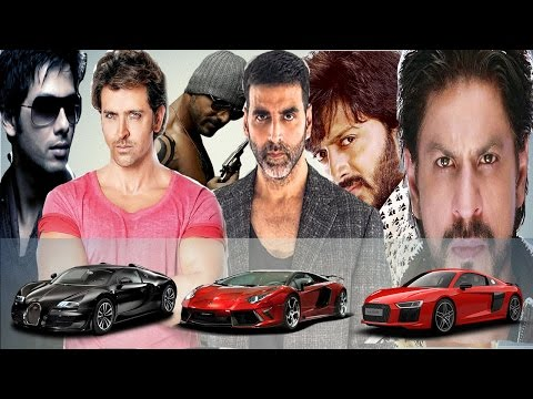 Bollywood Actors Cars - Most Expensive Cars Of Bollywood Actors | Top 14 Actors Luxurious Cars |