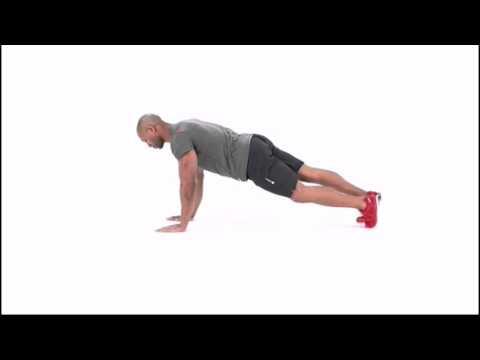 Full Plank Passe Twist