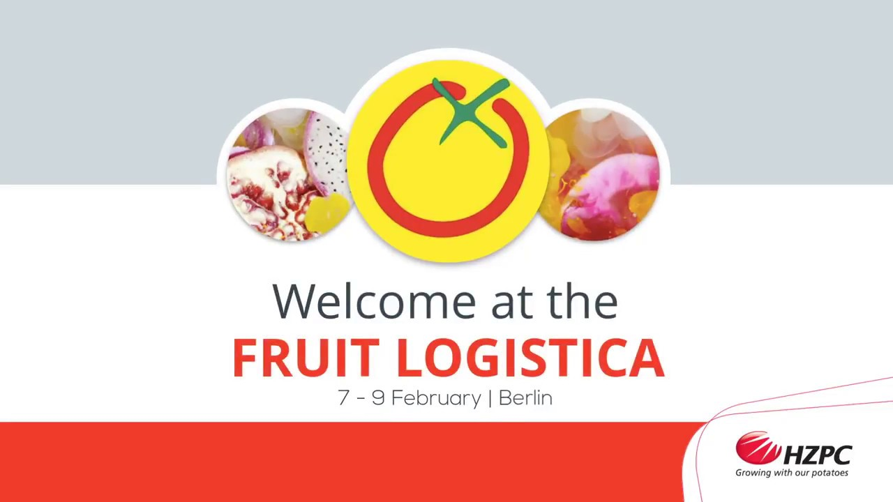 HZPC op de Fruit Logistica 2018