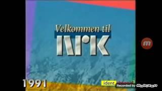 NRK 1 Vinjetter 1995-2011
