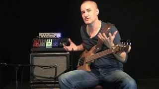 Aguilar Tone Hammer 500 - Video